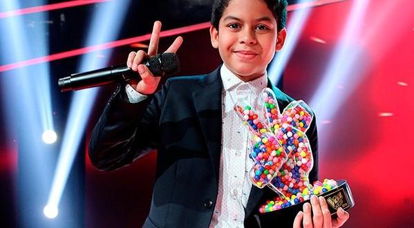 El niño guajiro 'Luisma' ganó la segunda temporada de La Voz Kids