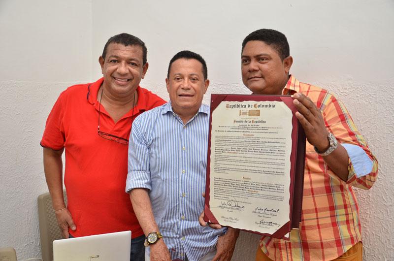 En un hotel de San Juan del Cesar se llevó a cabo la ceremonia de pagos del Festival Nacional de Compositores
