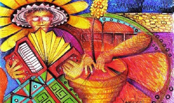Los vallenatos hechos al Carnaval de Barranquilla