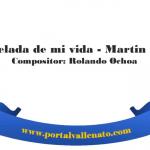 Cancelada de mi vida - Martín Elias (Letra)