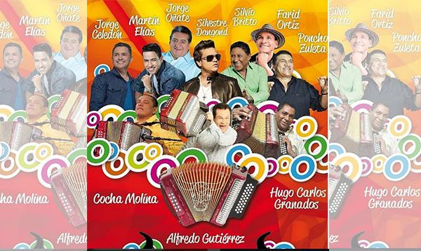 Silvestre Dangond, Jorge Celedón, Martín Elías, Silvio Brito, 'Poncho' Zuleta, 'Beto' Zabaleta, en la voces, harán parte el homenaje que le brindarán al vallenato en el Festival de Orquestas.
