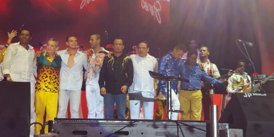 Homenaje al vallenato en el festival de orquestas 2016