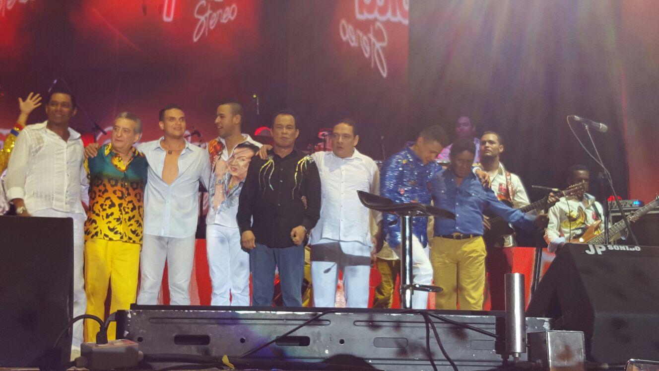 Gran Homenaje al vallenato en el festival de orquestas 2016