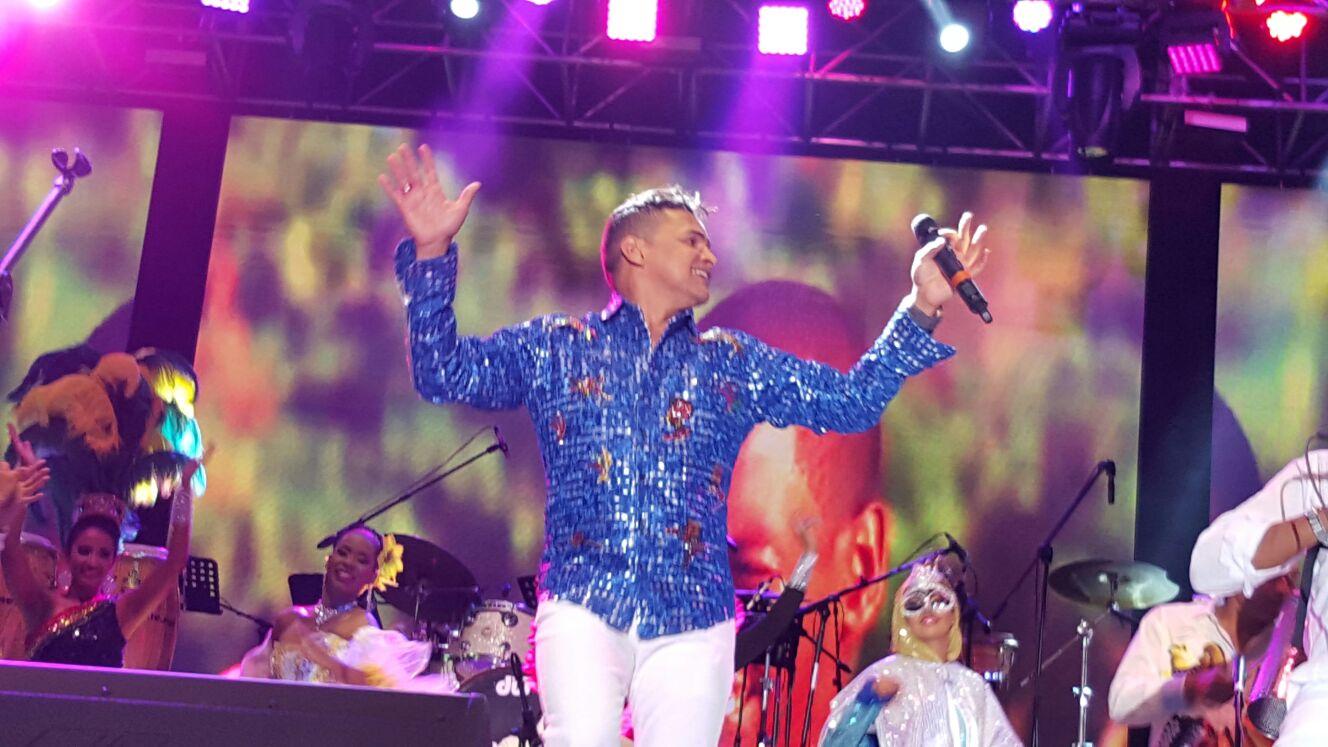 homenaje al vallenato; Jorge Celedon