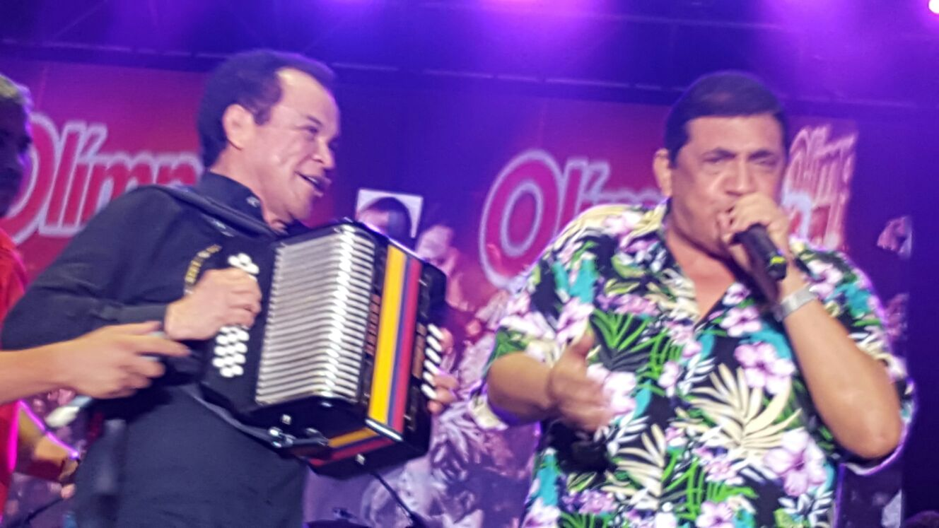 homenaje al vallenato; Poncho Zuleta Y Alfredo Gutierrez