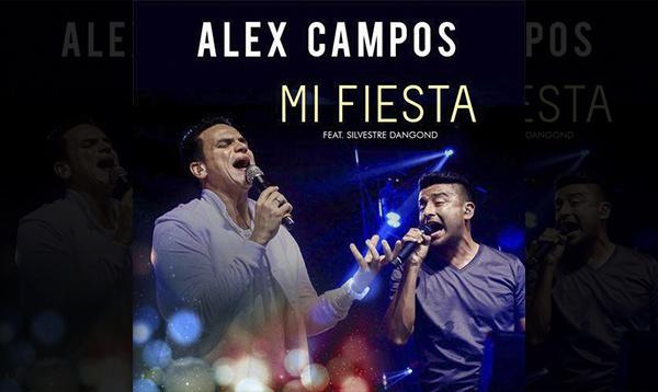 Descargar Mi fiesta de Alex Campos Ft Silvestre Dangond