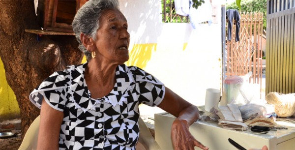 Elvira Maestre más conocida como Mamá 'Vila'