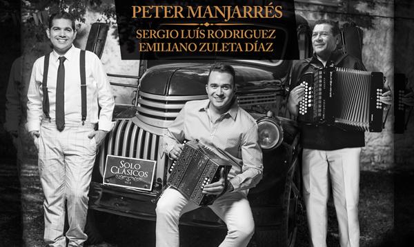 Descargar solo Clasicos 2 – Peter Manjarres, Sergio Luis Rodriguez & Emiliano Zuleta