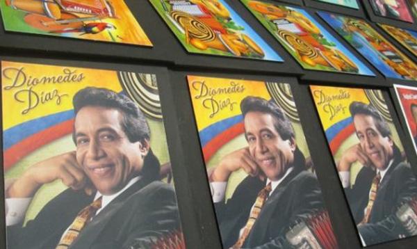 los perjudicados con el registro de la marca Diomedes Diaz