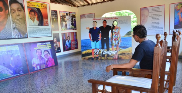 Casa-museo en la finca Carrizal