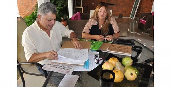 Acción de tutela radicada por el exmánager del artista José Zequeda y su esposa Teodora Daza, frenó la diligencia