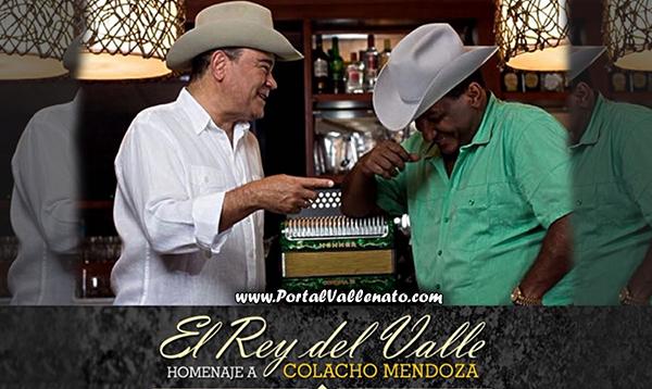 Descargar homenaje a Colacho Mendoza El rey del valle - Iván Villazón