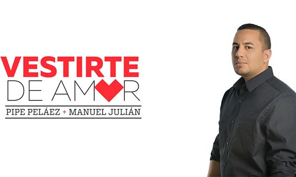 Descargar Vestirte De Amor, la nueva producción de Felipe Peláez CD COMPLETO