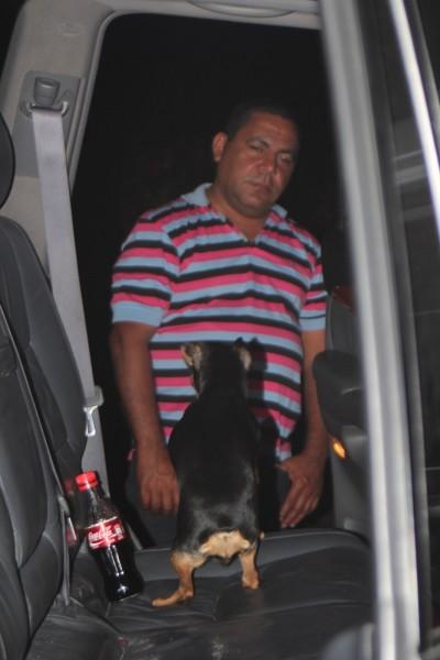 Alvaro daza, conductor del gran martin elias y del cacique