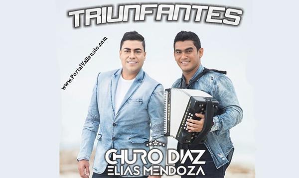Descargar Triunfantes Churo Diaz y  Elias Mendoza CD COMPLETO