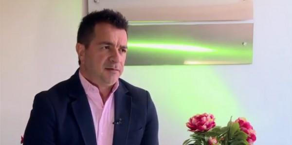 Ponchito castro, manager de Jorge Celedon