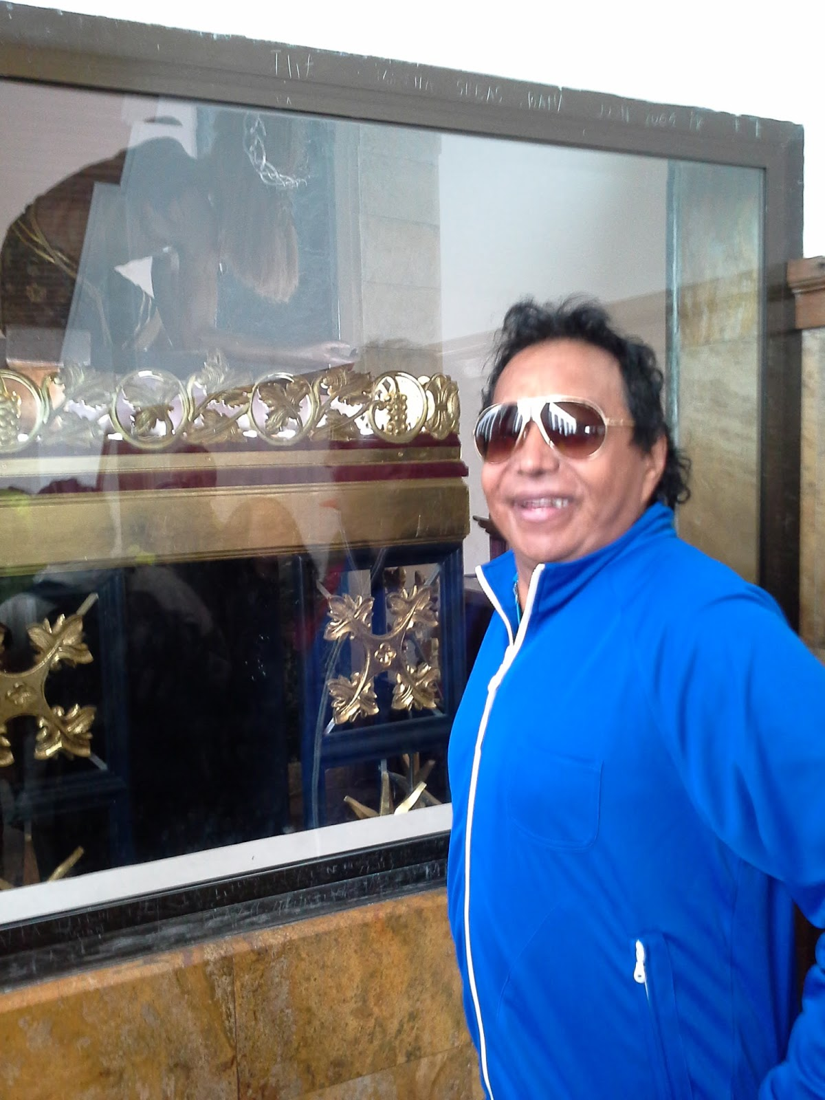 diomedes Diaz en monserrate
