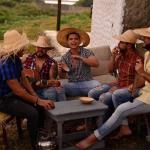 """video oficial de """"La borrachera"""" de Kvrass"""