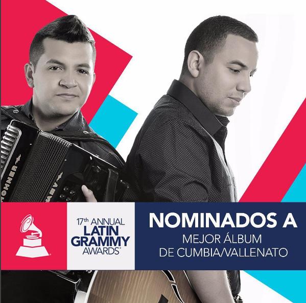 Felipe Pelaez y Manuel Julian Nominados a los Grammy Latino