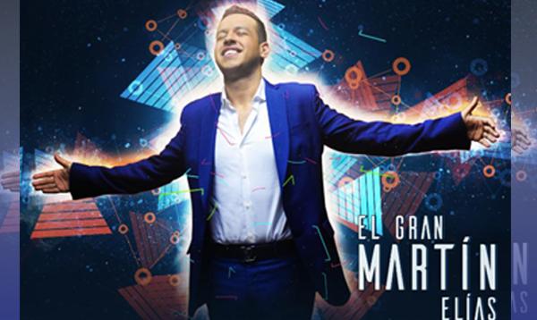 Descargar 'Homenaje a los grandes Vol. 2' Martín Elias CD completo