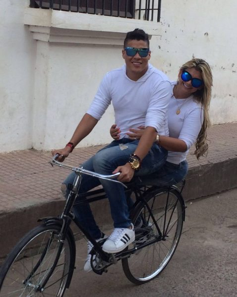Rafa Pérez y su 'conejita' planean casarse en México