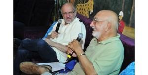 Daniel Samper Pizzano, Juan Gossain