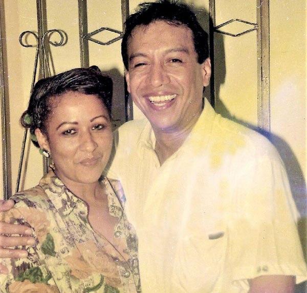 Diomedes Díaz y Patricia Acosta, diseñaron en sus corazones un amor de película que los llevó por distintos escenarios donde filmaron escenas de alegrías y de tristezas. Foto Hernando Vergara.