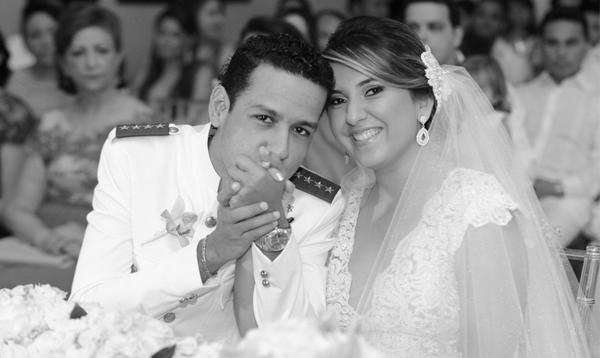 Dayana, la viuda que no deja de llorar a su esposo Martín Elías