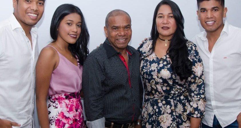 Los Morales, todo un ejemplo de unión familiar