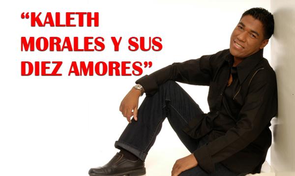 Kaleth Morales y sus Diez amores - www.portalvallenato.com