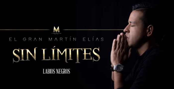 Labios Negros - Martín Elías (Letra)