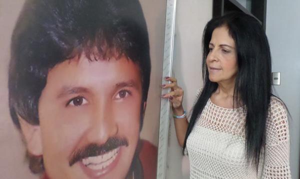 Clara Cabello Viuda de Rafael Orozco recuerda los inicios de su historia de amor con el ídolo vallenato