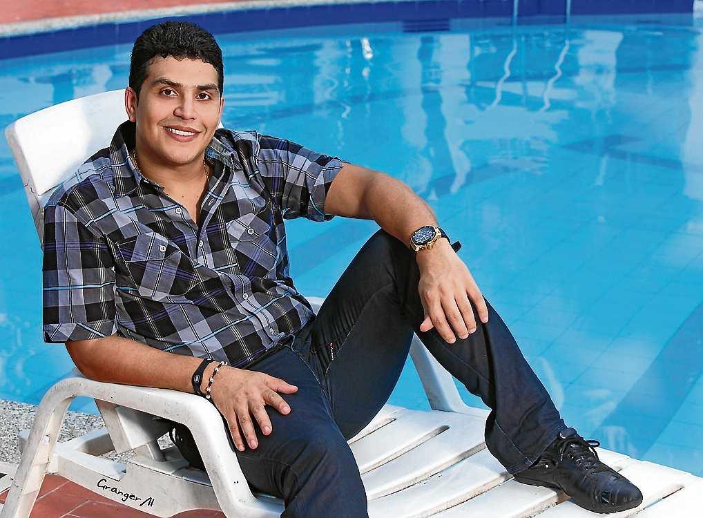 Hector Zuleta Amigo de Kaleth Morales
