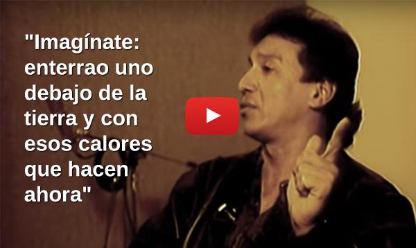 La historia detrás de la entrevista mas famosa del Cacique Diomedes Díaz