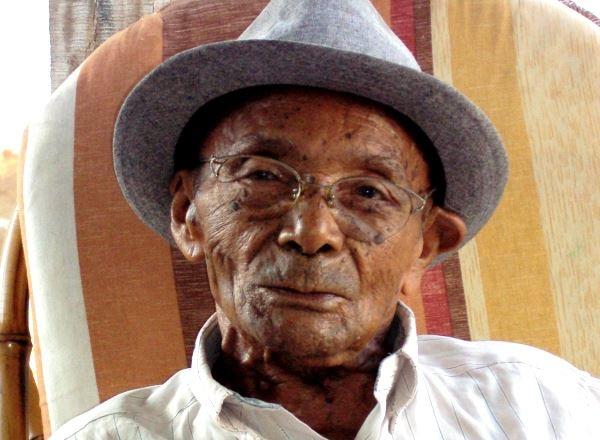 Lorenzo Morales regresó a su tierra Guacoche