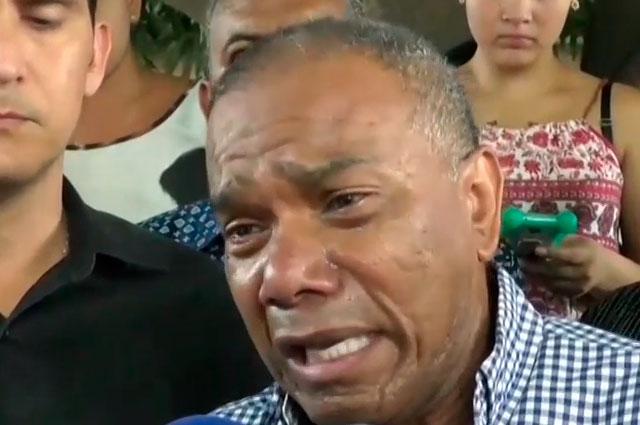Miguel Morales recuerda a Kaleth. Cree que le faltó darle más amor a su hijo