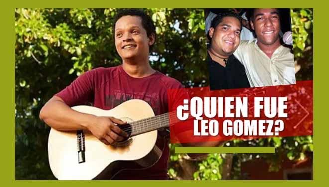 """¿Quien fue Leo Gomez? – Los Morales """"Lo que se hereda se canta"""""""