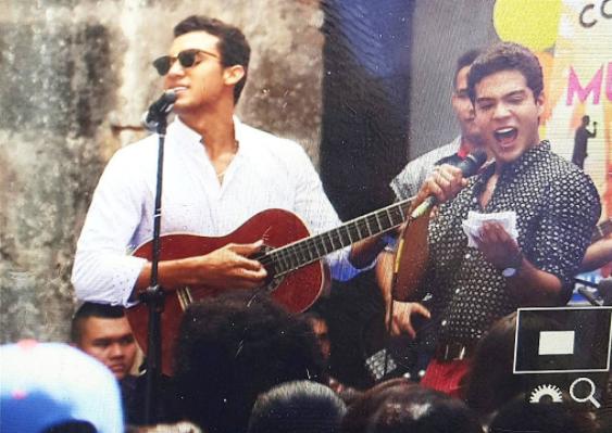 """Este es el cantante que inspiró el personaje de 'Tico' Zuleta de la novela """"Los Morales"""""""