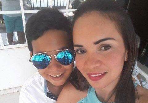 Conoce a la verdadera mamá de Samuel Miguel el hijo de Kaleth Morales