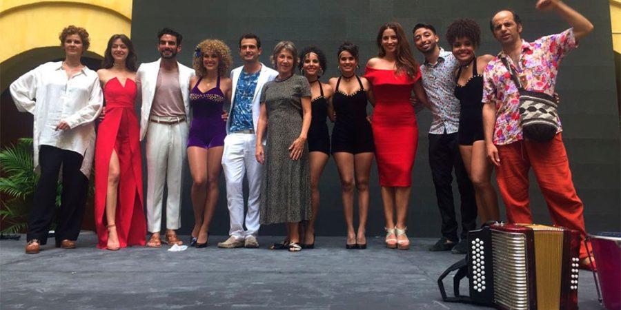 Se lanzó en Cartagena 'Tarde lo Conocí', novela que narra la vida y obra musical de Patricia Teherán