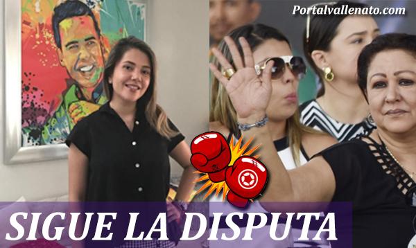 """""""Le pido a Patricia Acosta que me respete"""": Dayana Jaimes"""