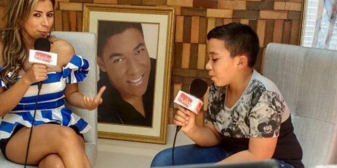 """""""Me hubiera gustado haber conocido a mi papá"""": Samuel Morales (hijo de Kaleth)"""