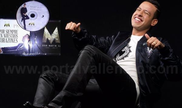 Álbum Sin límites del gran Martín Elías recibirá disco de Triple Platino