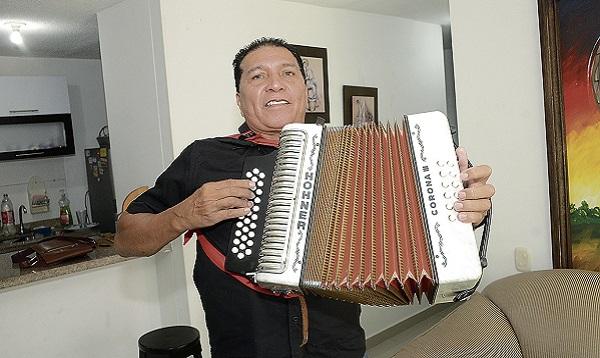 El drama desconocido del acordeonero Beto Villa
