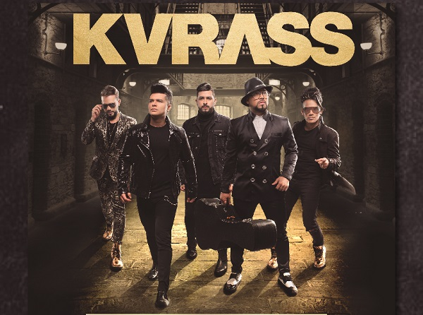 5 ESTRELLAS el CD de Kvrass, que llegó y gustó!