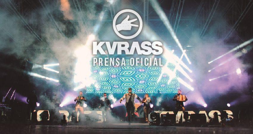 """Todo un éxito el lanzamiento de """"CINCO ESTRELLAS"""" del Grupo Kvrass"""