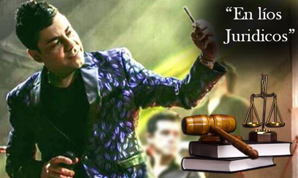 Cantante vallenato Churo Díaz en problemas jurídicos