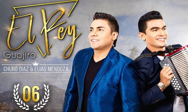 Descarga El rey Guajiro CD COMPLETO – Churo Díaz SIN MARCAS