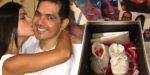 Cantante Vallenato Peter Manjarrés será padre por tercera vez