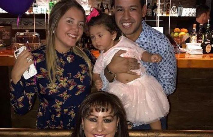 Dayana Jaimes y Patricia Acosta, mamá de Martín Elías se reconciliaron
